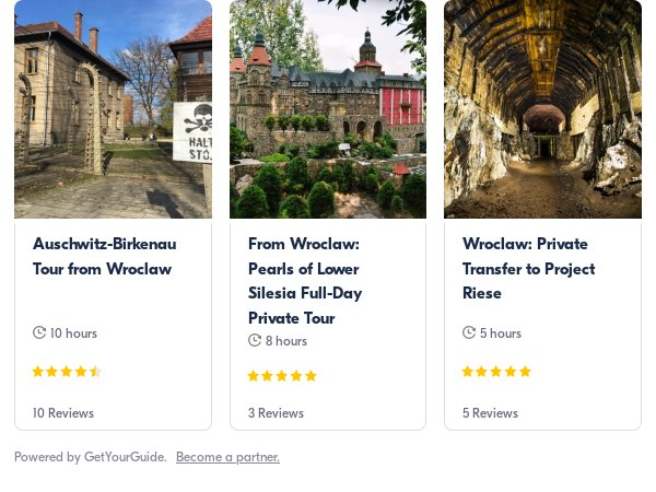 wroclaw world war: Get Your Guide
