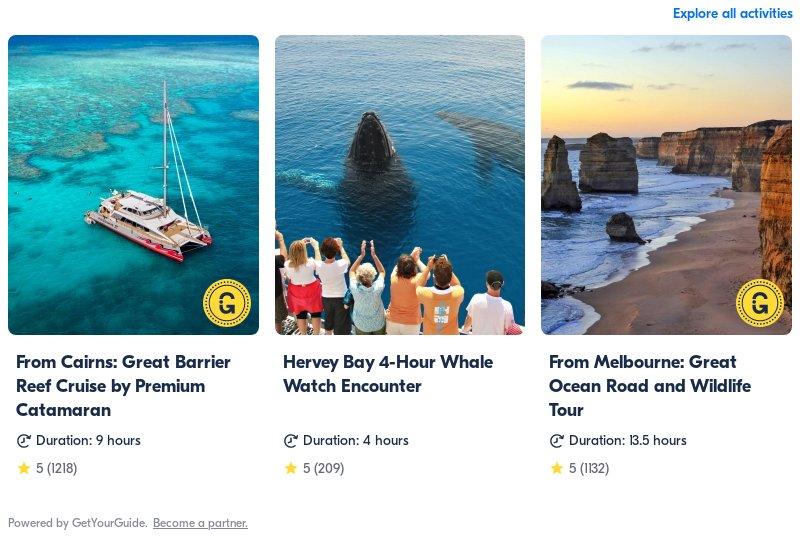 activities ▷ Comente sobre el (doloroso) costo del viaje en Australia (¡cómo hacer que funcione!) Por El costo de viajar a todas partes del mundo | Paruna.ru