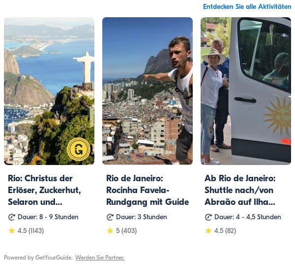 Copacabana: Get Your Guide