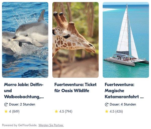 Fuerteventura: Get Your Guide