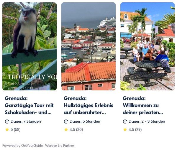 Grenada: Get Your Guide