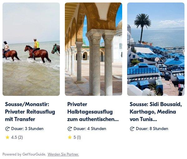 Monastir: Get Your Guide