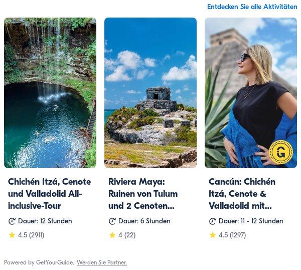 Yucatan: Get Your Guide
