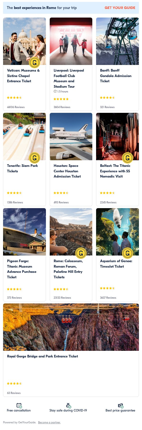 buenos aires tours: Get Your Guide
